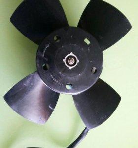 Вентилятор охлаждения радиатора 2108-2110 Приора-1