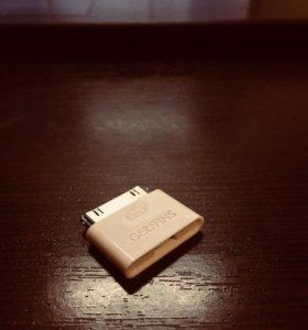 30-pin apple micro usb