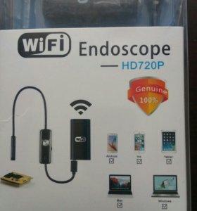 WiFi Endoscope-HD720P