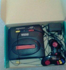 Sega игровая приставка