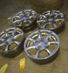 диски колесные литые