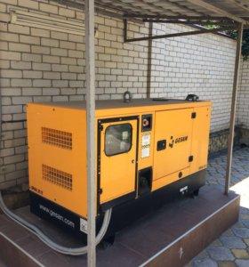 Дизельный генератор Gesan
