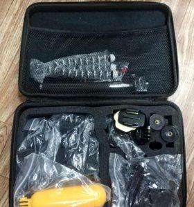 Набор для экшн камер в кейсе
