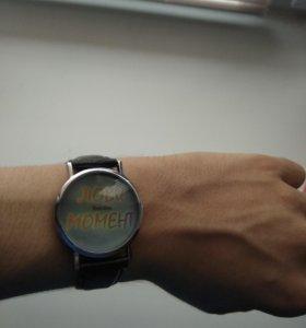 """Часы """"Лови момент"""""""