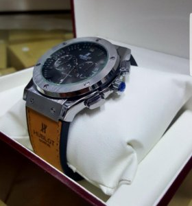 HUBLOT GENEVE grey из ОАЭ