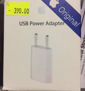 Сетевое зарядное устройство для iPhone foxconn