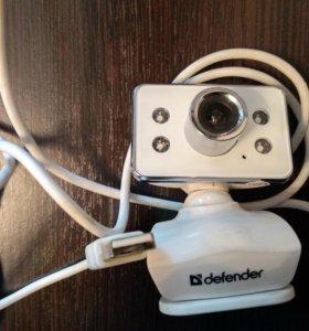 Веб камера Defender