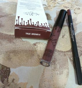 Помада и карандаш