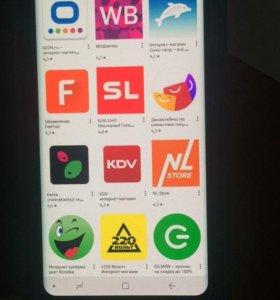 Samsung s8 обменяю на iPhone 7+/iPhone 8