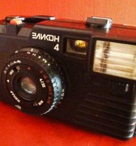 Фотоаппарат Эликон 4 для коллекции