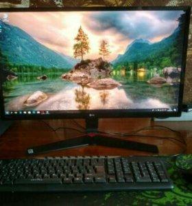 Игровой компьютер i5 rx460 4gb 8gb