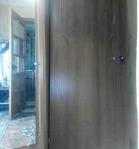 Дверь межкомнатная глухая