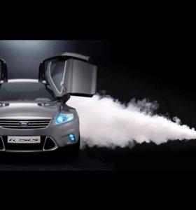 Сухой Туман Ароматизация Авто