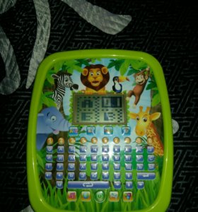 Детский развивающий планшет