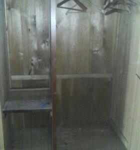 Шкаф на дачу( торг)
