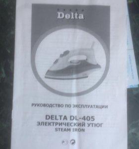 Утюг Delta-DL405