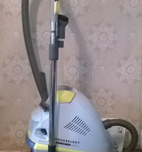mediclean karcher 5500 aquaselect