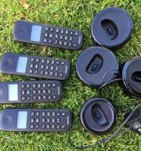 Офисные телефоны - 4 шт.