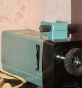 проектор ссср идеально работает 60 годов