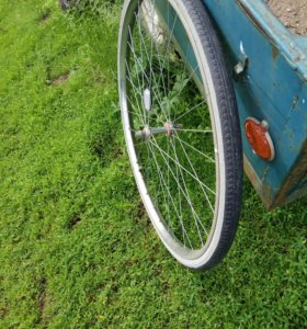 Колесо на велосипед урал