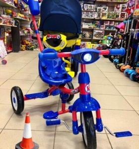 Трехколёсный велосипед Kinder