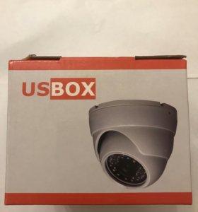 USBOX IR420D цветная Камера с ик-подсветкой