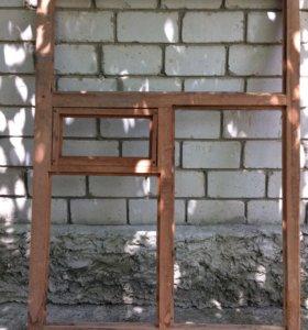 Рамы деревянные