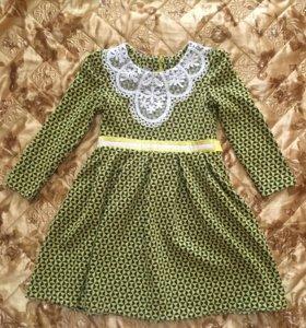 Платья, сарафан и штанишки для девочки
