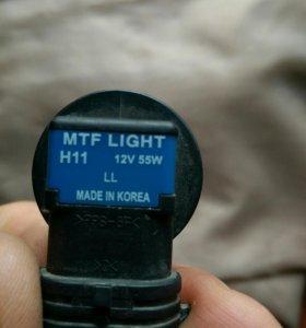 Лампочки h11(4шт)