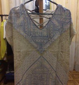Блузка Tom Tailor Германия новая