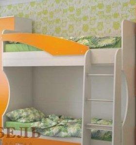 Продаю двухъярусную кровать СРОЧНО!!!!