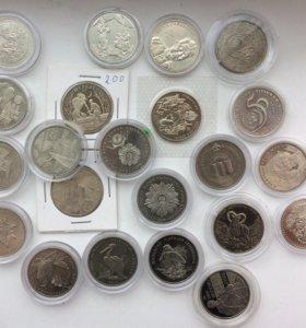 Юбилейные монеты Казахстан