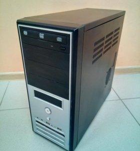 2Х ядерный игровой компьютер