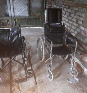 Осталась одна коляска с подголовником