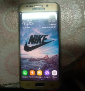 Samsung galaxy s6 edge 64 gb срочно или обмен
