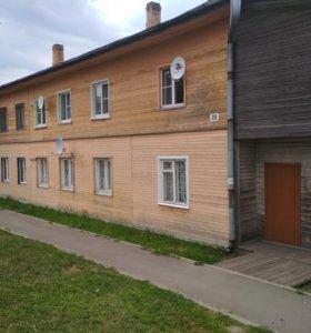 Квартира, 2 комнаты, 38.5 м²
