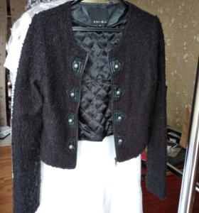 Куртка/жакет новая Amisu 42 XS-S