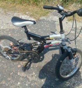 Детский спортивный велосипед