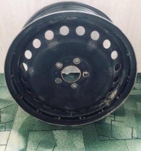 Диск штамповка Ford Mondeo 3 16 дюймов