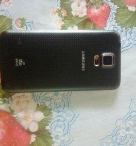 (или обмен)Samsung Galaxys5 duos на snapgragon 801