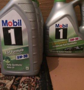 Mobil 1 5w-30 9 литров
