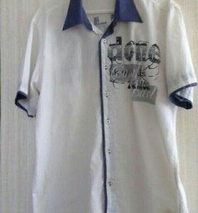 Летняя рубашка 50 раз