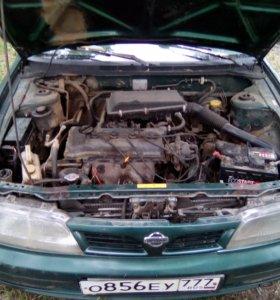 Nissan Almera, 1997