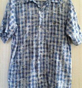 Мужская рубашка 48 -50 раз