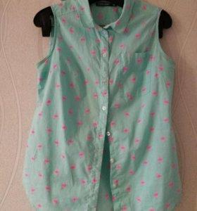 Блузка без рукавов FUN DAY