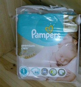 Pampers-premium care 175 шт