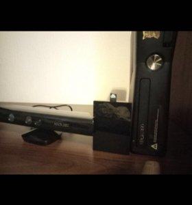 Xbox360+игры1TB