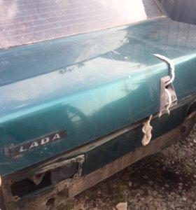 Багажник ваз 21099