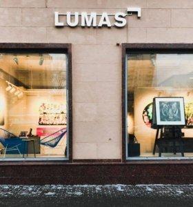 Арт консультант в галерею Lumas