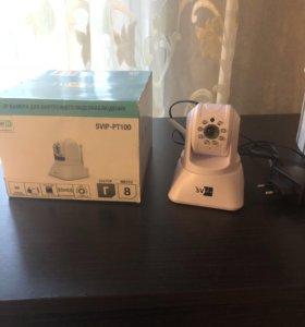 IP Камера поворотная Wi-fi, HD SVIP-PT 100